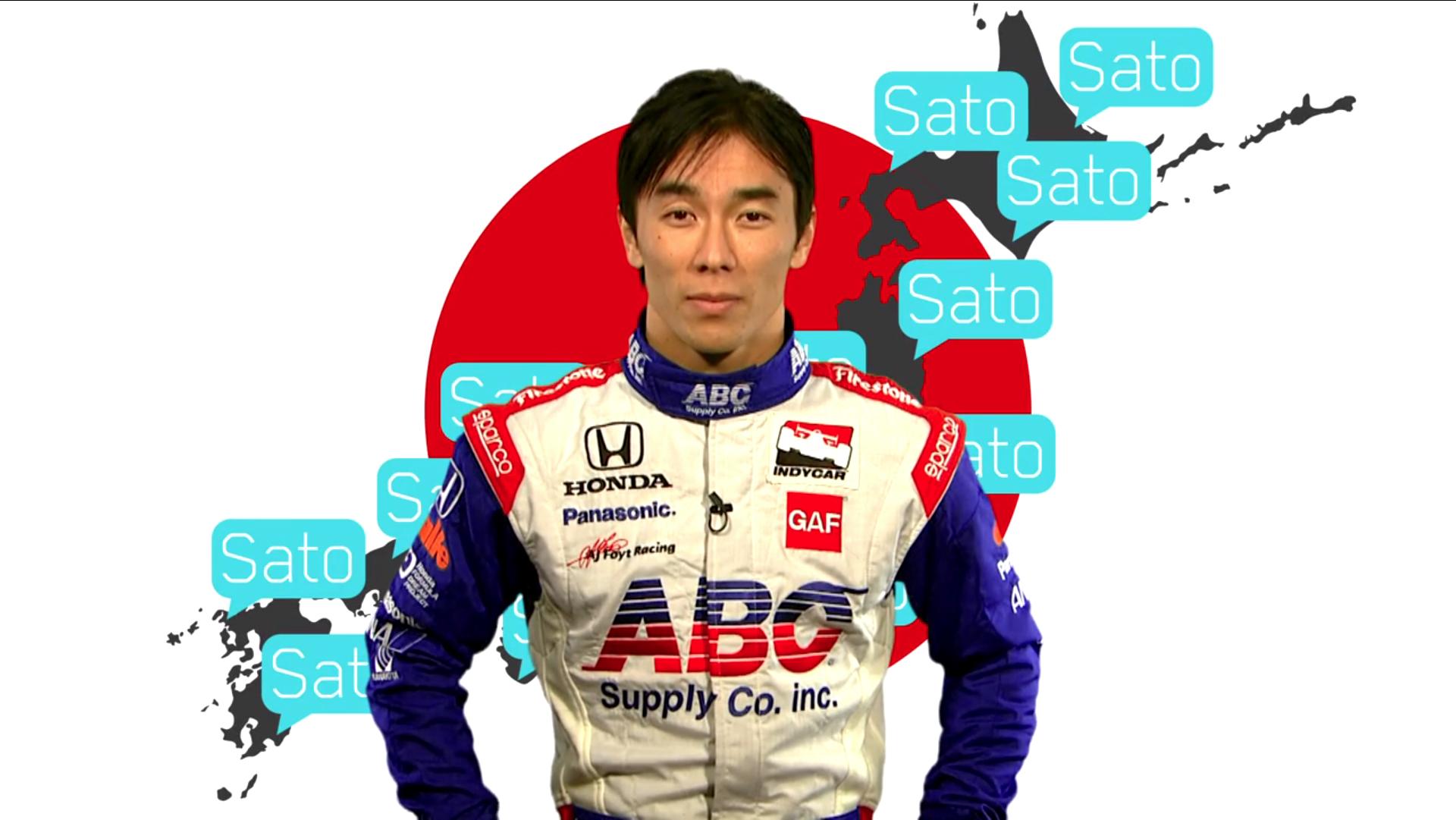 Takuma Sato Honda Story