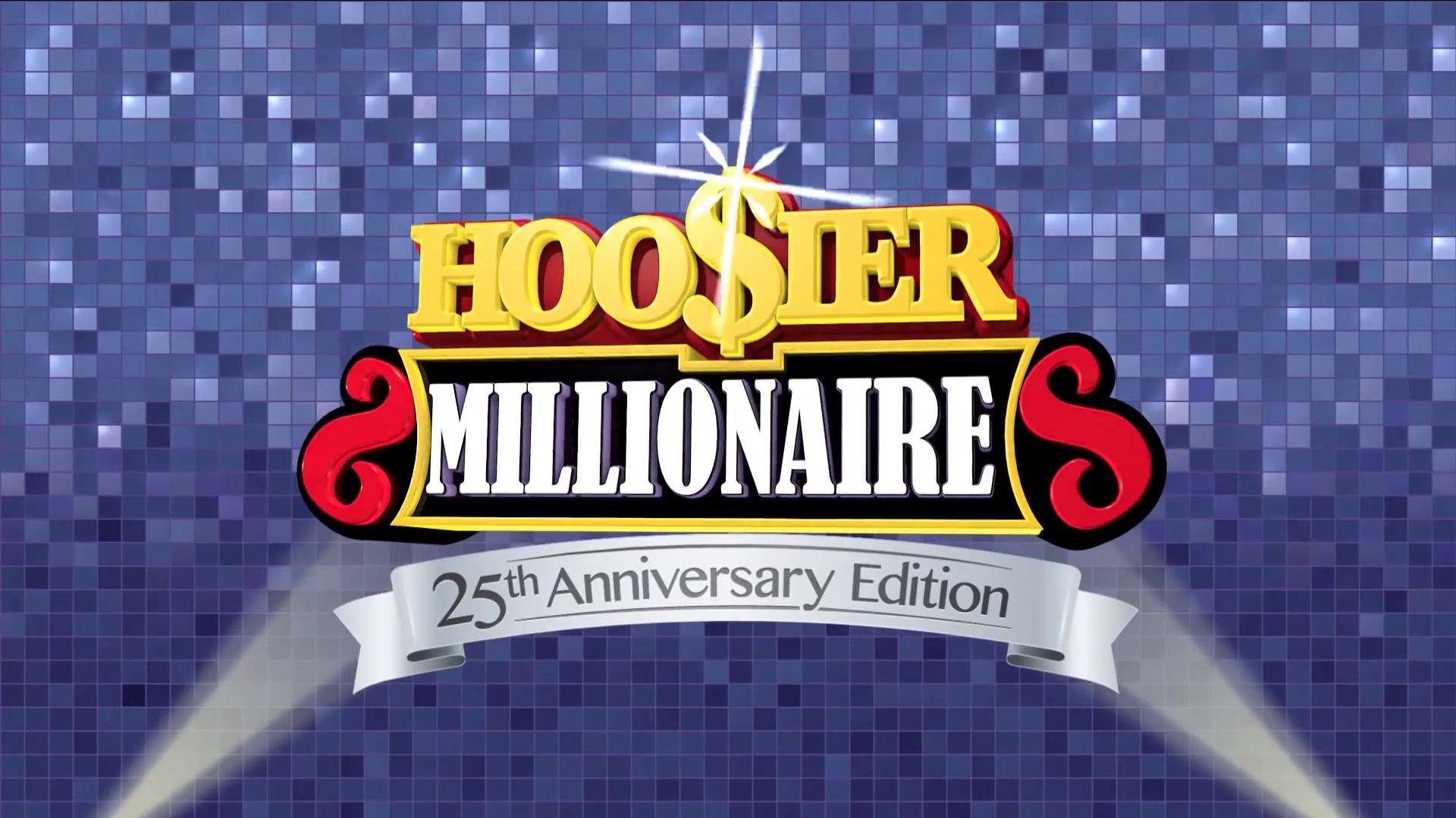 """Hoosier Lottery """"Hoosier Millionaire"""""""